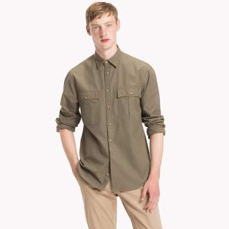 Tommy Hilfiger Military Shirt