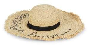MARCUS ADLER Greetings From Sun Hat