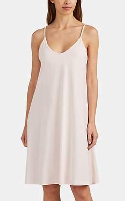 Skin Women's Odelle Pima Cotton Slip - Pink