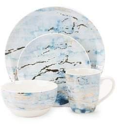 American Atelier 16-Piece Ceramic Dinnerware Set