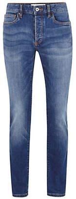 Topman Sergio Stretch Slim Jeans