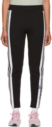 adidas Black AdBreak Track Pants