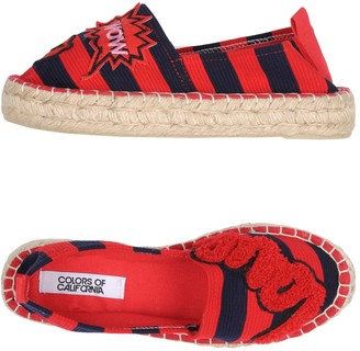 Colors of California Espadrilles - Item 11243692NS