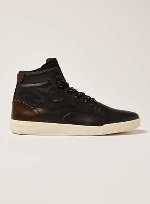 TopmanTopman Black Ranger Hi Top Boots
