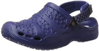 Chung Shi Unisex - Adult DUX Premium navy Clogs And Mules Blue Blau/navy Size: L