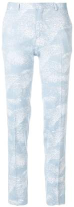Each X Other cloud effect trousers