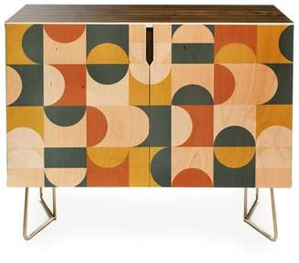 Apt2B Credenza by The Old Art Studio MID CENTURY MODERN GEOMETRIC 23