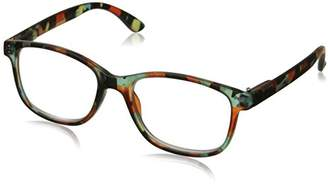 4dd6541aa0 Bronx Peepers Unisex-Adult 2192275 Square Reading Glasses
