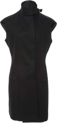Narciso Rodriguez Stretch Denim Sleeveless Jacket