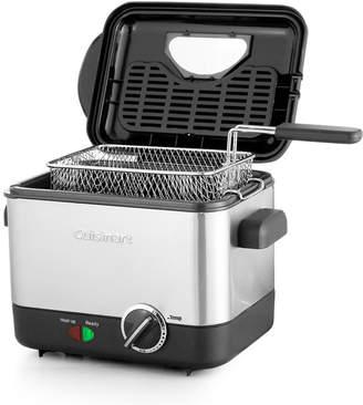 Cuisinart (クイジナート) - Cuisinart Cdf-100 Deep Fryer, Compact