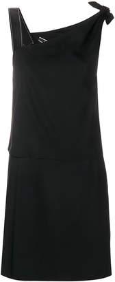 Sportmax Code sleeveless layered dress
