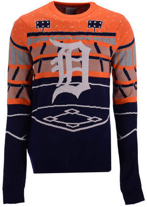 Forever Collectibles Men Detroit Tigers Bluetooth Ugly Sweater