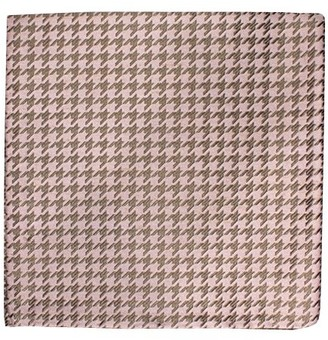 The Tie Bar White Wash Houndstooth