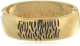 Kensie Textured Hinge Bracelet