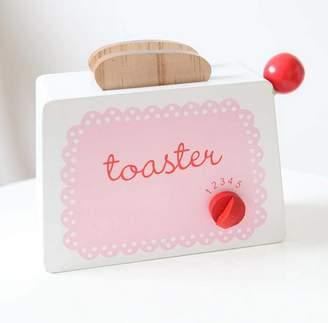 Little Ella James Wooden Pop-Up Toaster