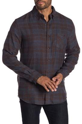 Weatherproof Plaid Flannel Shirt