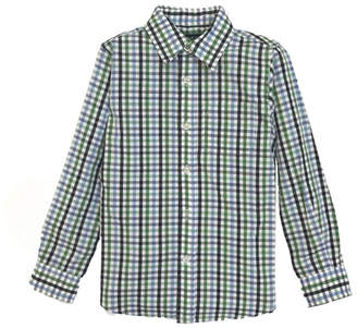 E-Land Kids Check Woven Shirt