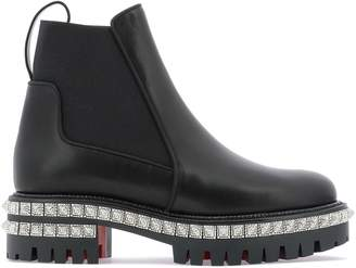 Christian Louboutin By The River Ankle Boots