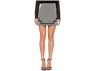 The Jetset Diaries Arlo Mini Skirt Women's Skirt