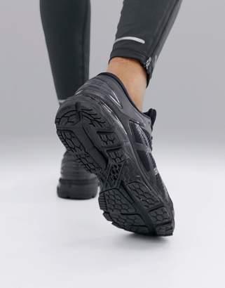 Asics gel kayano 25 sneakers in black