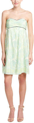 Sail to Sable Silk Sundress
