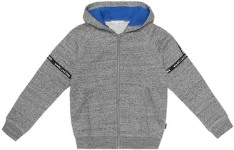 Little Marc Jacobs Cotton-blend hoodie