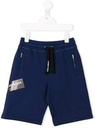 Dolce & Gabbana drawstring casual shorts