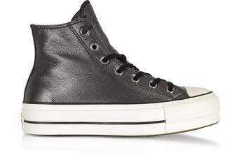 Converse Limited Edition Chuck Taylor All Star High Black/Gunmetal Sneakers