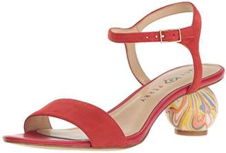 5aa45609fa9 Katy Perry Women s The OLITA Heeled Sandal 9.5 Medium US