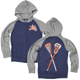 Wes And Willy Lacrosse Hoodie Sweater