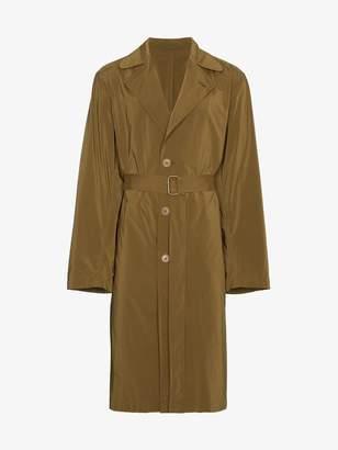 Dries Van Noten Belted Trench Coat
