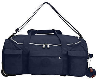 Kipling Nylon Wheeled Luggage - Discover S
