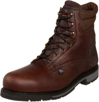 "Thorogood American Heritage 8"" Safety Toe Boot, Badlands"