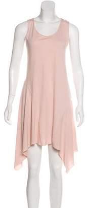 AllSaints Asymmetrical Sleeveless Dress