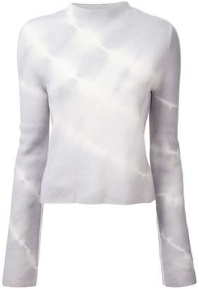 Zoe Jordan marble knitted sweater