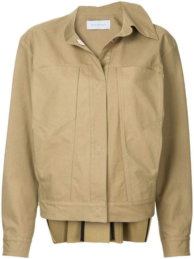 Walk Of Shame wide oversized jacket