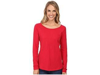 U.S. Polo Assn. Stone Slub Jersey T-Shirt Women's T Shirt