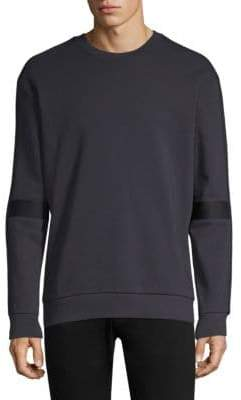 HUGO Dunter Tape Detail Sweatshirt