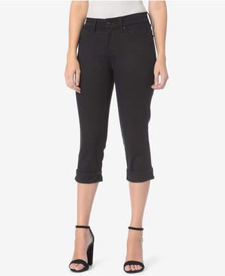 NYDJ Tummy-Control Capri Jeans