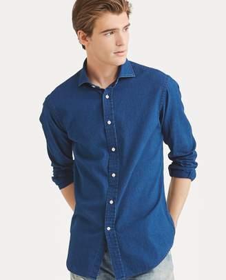 Ralph Lauren Classic Fit Indigo Twill Shirt