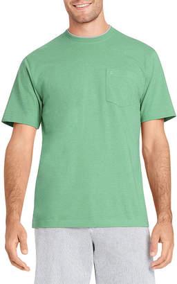 Izod Doubler Tshirt Short Sleeve Crew Neck T-Shirt