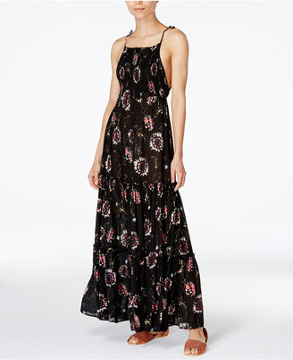Free People Garden Party Maxi Dress $128 thestylecure.com