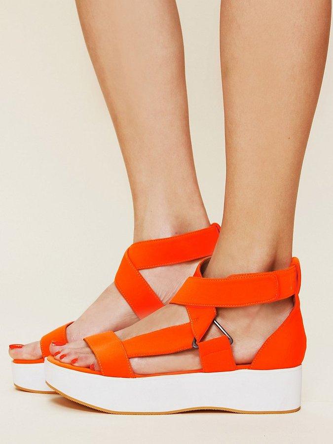 Jeffrey Campbell Brinkley Platform Sandal