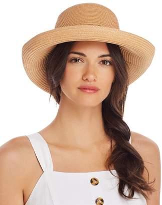 August Hat Company Braided-Trim Sun Hat