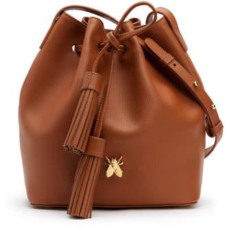 """Dynamite Cooperativa Shop Mosicuss """"Tan Mini Bucket Bag"""""""