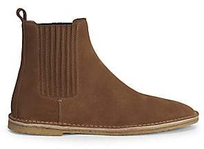 Saint Laurent Men's Nino Suede Chelsea Boots