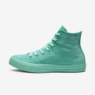 Converse Women's Shoe Chuck Taylor All Star Mono Suede High Top