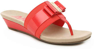 Anne Klein Imperial Wedge Sandal - Women's