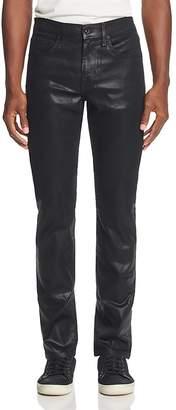Joe's Jeans Tovar Slim Fit Jeans in Coated Black