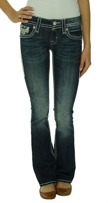 Rock Revival Bootcut Jean Medium Blue